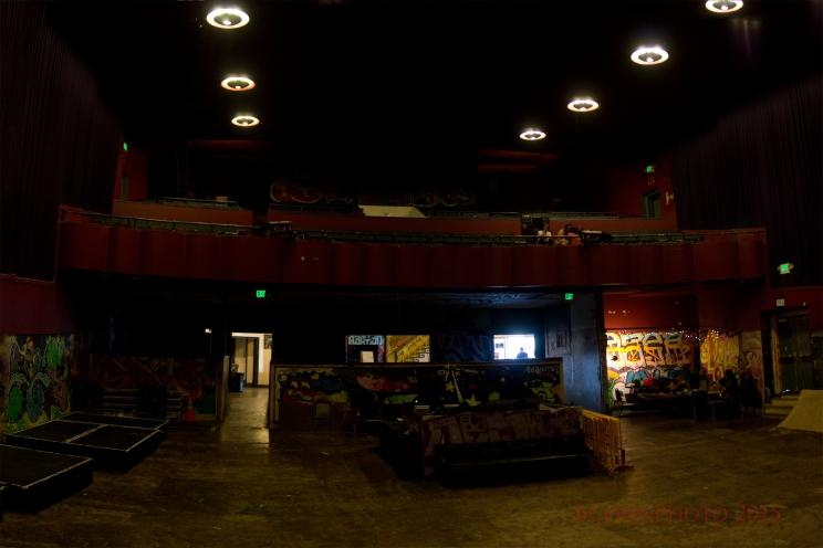 The Phoenix Theater in Petaluma, CA